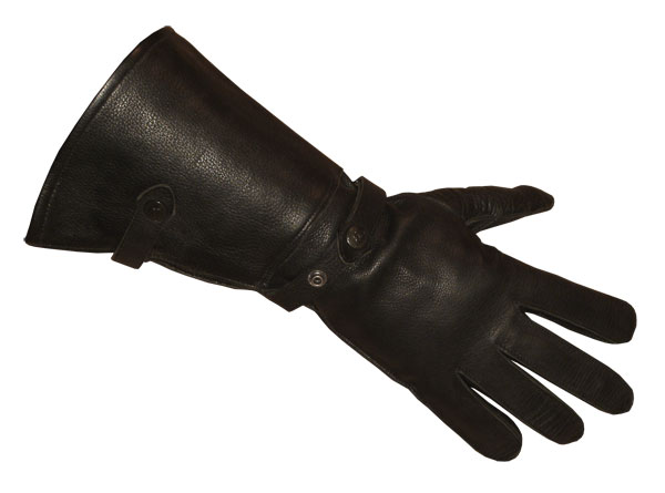 Lederhandschuhe Motorradhandschuhe Oldtimer Handschuhe Leder Stulpenhandschuhe